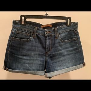 Joe's Jeans shorts size 27